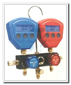 Complete Digital Manifold Gauge Set MD3004 pictures & photos