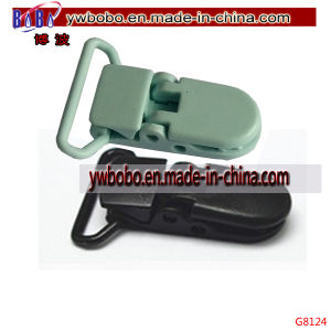 Safety Plastic Clips for Stationery Set School Supplies (G8124) pictures & photos