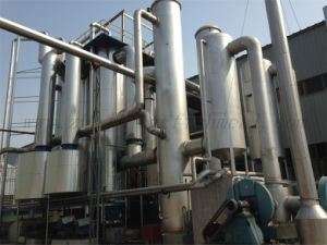 Falling Film Evaporator for Fishmeal Plant Line pictures & photos
