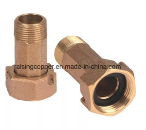 Lead Free Brass Water Meter Coupling for Potable Water pictures & photos