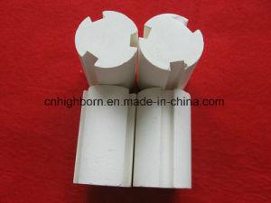 Customized Alumina Ceramic Insulator Part pictures & photos