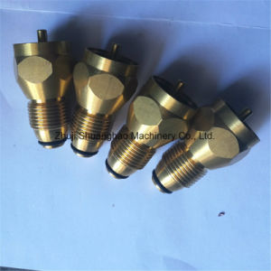 Machining Brass Precision Machinery Parts pictures & photos