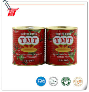 Gino Brand 400g Canned Tomato Paste with Good Price pictures & photos