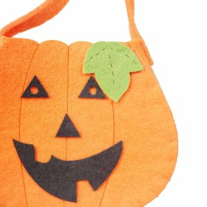 100% Felt Gift Halloween Candy Bags for Halloween Decorations pictures & photos