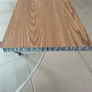 Aluminium Honeycomb Panel Wall Cladding Panel (HR19)