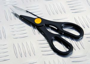 """8"""" Cutting Tools Stainless Steel Multi-Function Kitchen General Utility Scissors pictures & photos"""
