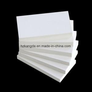 Snow White Waterproof PVC Foam Board Glossy White PVC Foam Sheet pictures & photos