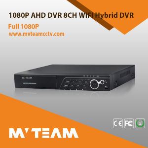 Best Selling Security System H264 1080P 4CH Ahd Hybrid DVR pictures & photos