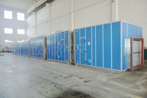 High Qualtiy Modular Heating Unit for Papermaking Workshop pictures & photos