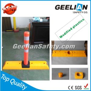 Lane Roadway Separator for Traffic Safety, Most Selling Products Rubber Traffic Lane Road Divider pictures & photos