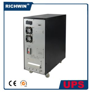 10-20kVA Three Phase High Frequency Double Conversion Online UPS pictures & photos