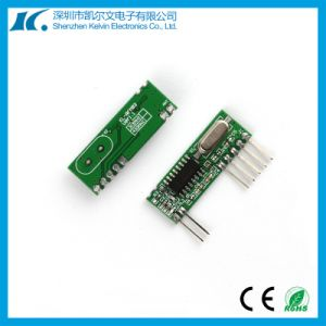 DC3V No Code 433MHz RF Receiver Module Kl-Rfm83L pictures & photos