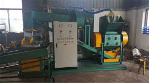 Automatic Series Copper and Plastic Recycling Machine pictures & photos