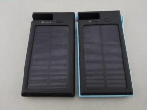 Solar Charger Sp-Es900 with Li-Pol 8000mAh Power Bank pictures & photos
