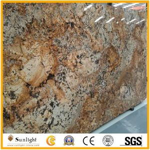 Brazilian Golden Persa Granite Tiles for Floor, Flooing, Wall pictures & photos