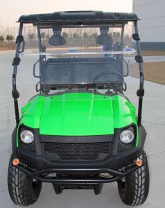 New Model 4 Passenger Electric UTV Golf Cart pictures & photos