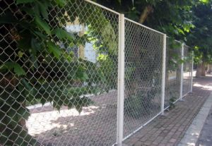 Garden Fence PVC Hedge Slats for Chain Link Fence pictures & photos