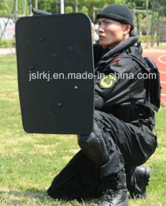 Portable Ultra-Lightweight Ballistic Bullet Proof Shield pictures & photos