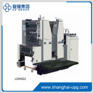 Two-Color Offset Press (LQIN522/562) pictures & photos