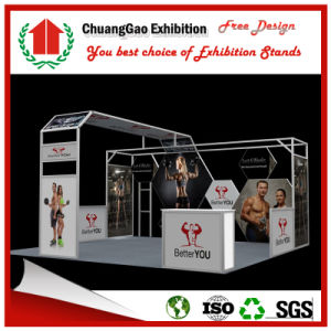 Aluminum Modular Exhibition Display Booth for Trade Fair Show pictures & photos