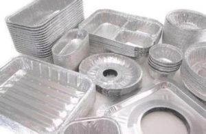 aluminum Container Foil Kitchen Use Food Use pictures & photos