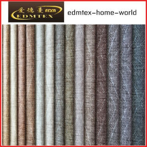 100% Polyester Wholesale Burnout Velvet Upholstery Fabric (EDM-TC104) pictures & photos