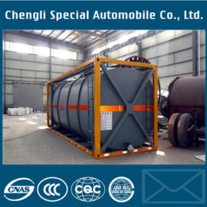 LPG Chemical material ISO Tank Container ISO Tank Container 20FT pictures & photos