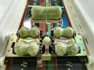 Far Infrared Warm Jade Spine Massage Bed with Ce pictures & photos