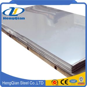 AISI 304 316 310S 321 Cold-Rolled Stainless Steel Sheet pictures & photos