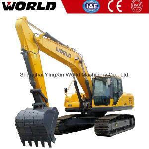 21ton Crawler Hydraulic Excavator Compare to 320 Excavator pictures & photos