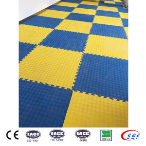 Senior Oriented Sports Mat High Grade EVA Workout Mat pictures & photos