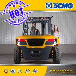 XCMG 10 Ton Forklift Hydraulic Forklift Heli Diesel Engine Forklift pictures & photos