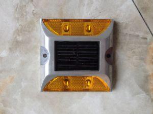 105*105mm Reflective Aluminum Solar LED Road Studs (CC-SRS08) pictures & photos