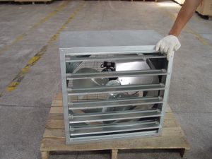 Greenhouse Exhaust Fan Axial Ventilation and Cooling Fan in Guangzhou pictures & photos
