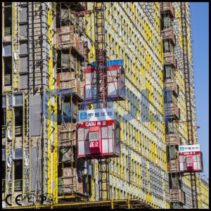 Widely Used Ce & GOST Approved Construction Equipment /Elevator/Hoist pictures & photos