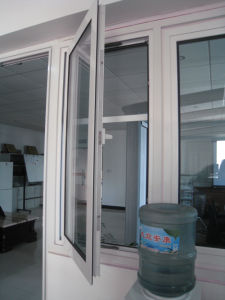 Double Glazing Aluminum Casement Window with As2047 Certificate pictures & photos