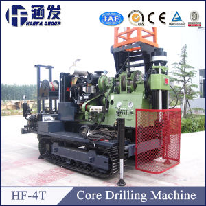 Top Quality Promotional Core Drilling Rig for Exploration (HF-4T) pictures & photos