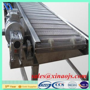 Stainless Steel Wire Mesh Belt Conveyor pictures & photos