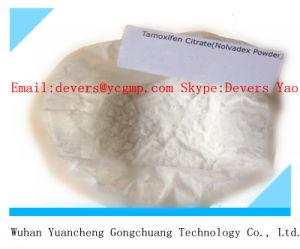 Nolvadex Tamoxifen Citrate Anti Estrogen Steroids CAS 54965-24-1