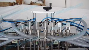 Eight Nozzles Bottle Filling Machine for Alcohol (GPF-800A) pictures & photos