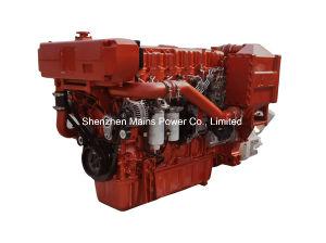 460HP 1800rpm Passenger Ship Merchant Ship Yuchai Marine Diesel Engine pictures & photos
