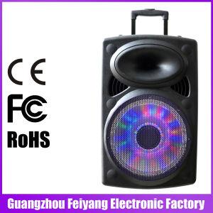 Feiyang/Temeisheng Powerful Loud Bluetooth Wireless Trolley Speaker --6827D pictures & photos