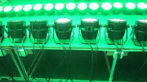 24PCS Waterproof Full Color LED PAR Can Outdoor Light pictures & photos