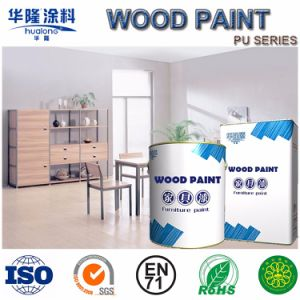 High Quality PU Transparent Wood Primer (HJ105) pictures & photos