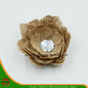 New Fashion Jute Flower (HF-09) pictures & photos