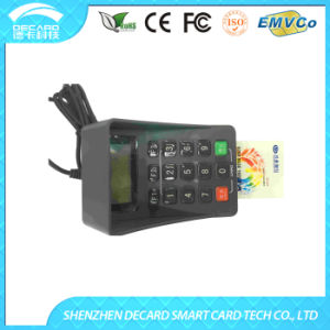 POS Pinpad with Magnetic Smart Card Reader (P3) pictures & photos