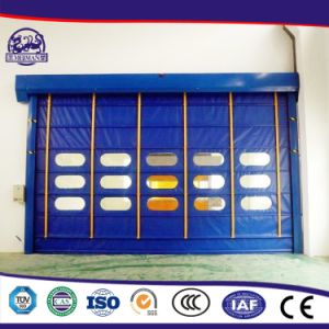 Windproof High Speed Door pictures & photos