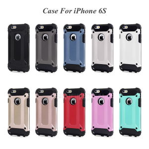 Hybrid Hard Phone Case Cover for iPhone 6 & 6plus pictures & photos