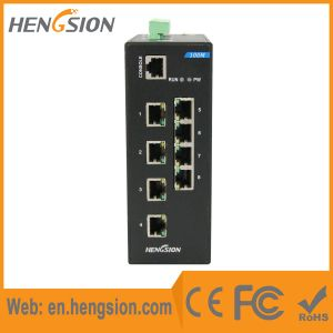 8 Megabit Ethernet Port Industrial Network Switch pictures & photos