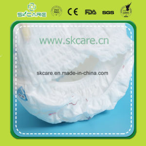 360 Degree Elastic Waist Disposable Baby Diapers pictures & photos